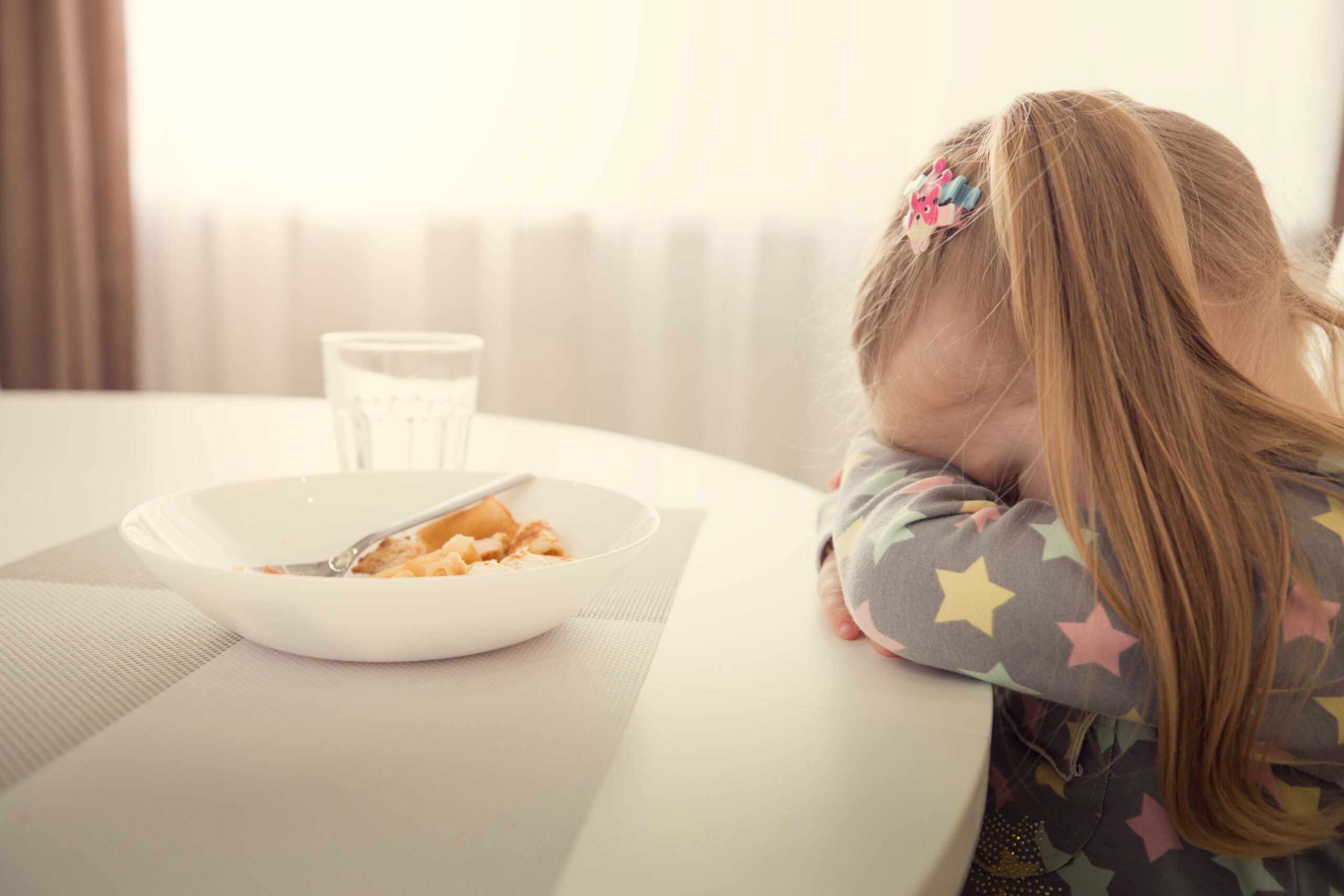 Food Refusal; Maybe It's Not About the Food