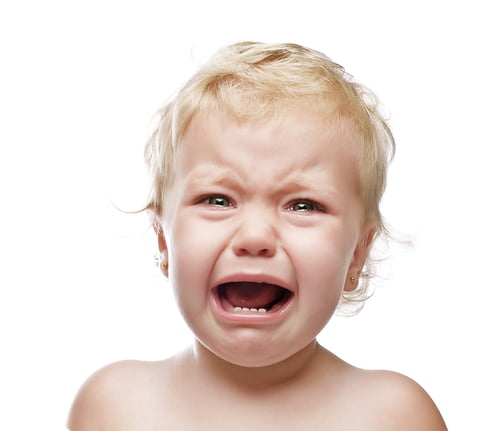 Will My Child Become a Cry Baby?